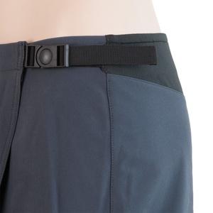 Damska rowerowa spódnica Sensor CYKLO LUNA siwy 17100101, Sensor