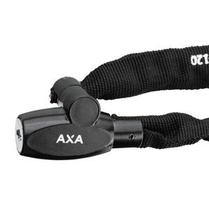 Zamek AXA Rigid chain RCC 120 klucz czarny 59542095SS, AXA