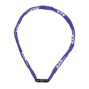 Zamek AXA Rigid chain RCC 120 kod fioletowy 59540395SS, AXA
