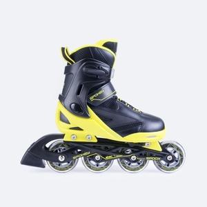łyżworolki łyżworolki Spokey SPOOX czarno-żółty, Spokey