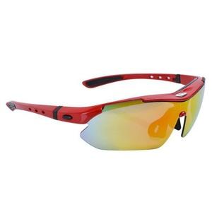 Okulary do in-line Tempish CONTRA red, Tempish