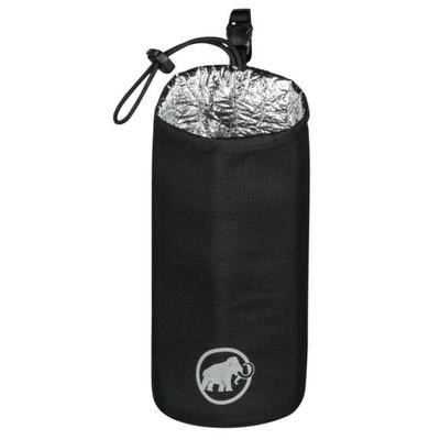 Pozdrowienia Mammut Dodatek uchwyt na butelkę izolowany, Mammut