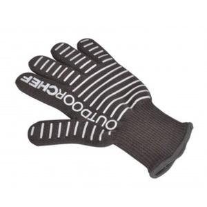 Silikonowa do grilowania rękawice Outdoorchef czarny, OutdoorChef