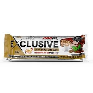 Trzymać Amix Exclusive Protein bar, Amix