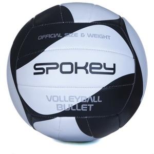 Do siatkówki piłka Spokey BULLET czarno-biały, Spokey