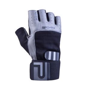 Fitness rękawice Spokey GUANTO II czarno-szare, Spokey