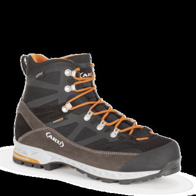 Męskie buty AKU 844 Trekker Pro GTX czarno-pomarańczowy, AKU