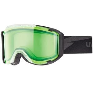 Narciarskie okulary Uvex SNOWSTRIKE, półprzezroczysty / alert (0222), Uvex