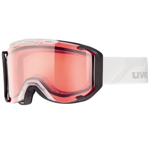 Narciarskie okulary Uvex SNOWSTRIKE, przezroczyste / rekreacyjny (0922), Uvex