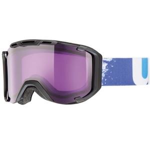 Narciarskie okulary Uvex UVEX SNOWSTRIKE, black mat / psycho (2224), Uvex