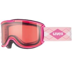 Narciarskie okulary Uvex UVEX Skyper, różowy / rekreacja (9022), Uvex