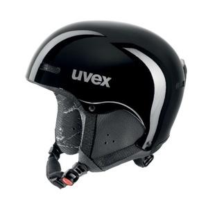 Narciarska kask UVEX HLMT 5 JUNIOR, black (S566154220*), Uvex