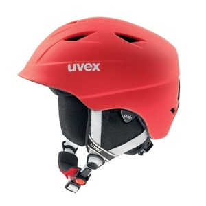 Narciarska kask UVEX AirWing 2 PRO, red mat (S566132300*), Uvex