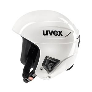 Narciarska kask UVEX RACE +, wszystko white (S566172110*), Uvex