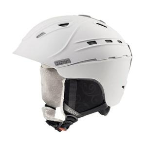 Narciarska kask UVEX P2US WL, satyna-biały mat (S566178100*), Uvex