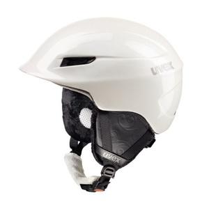 Narciarska kask UVEX GAMMA WL, biało-perłowy (S566190120*), Uvex