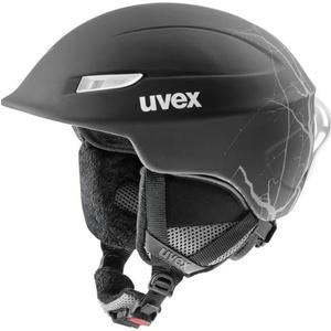 Narciarska kask UVEX GAMMA, black flash mat (S566189210*), Uvex