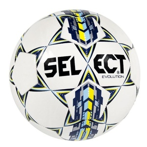 Futbolowa piłka Select FB Evolution biało niebieska, Select
