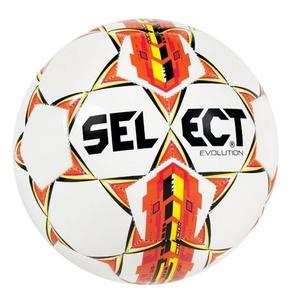 Futbolowa piłka Select FB Evolution biało pomarańczowy, Select