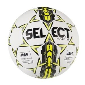 Futbolowa piłka Select FB Blaze DB biało zielony, Select