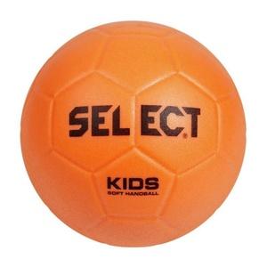 Ręczna piłka Select HB Soft Kids pomarańczowy, Select