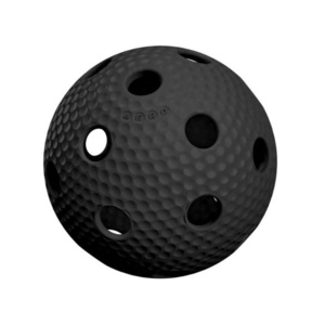 Unihokejowa piłeczka Salming Aero Plus Ball black, Salming