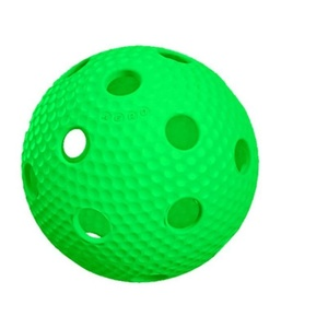 Unihokejowa piłeczka Salming Aero Plus Ball green, Salming
