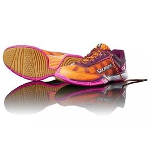 Buty Salming Viper 4 Women Purple/Orange , Salming