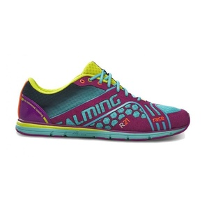 Buty Salming Race 3 Shoe Men Turquoise / Purple, Salming
