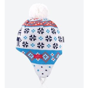 Dziecięca dziana czapka Kama BW19 101, Kama