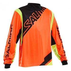 Bramkarzski bluza Salming Phoenix Goalie JSY JUNIOR Orange, Salming