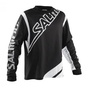 Bramkarzski bluza Salming Phoenix Goalie JSY SR Black / White, Salming