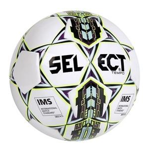 Futbolowa piłka Select TB Tempo biało fioletowy, Select