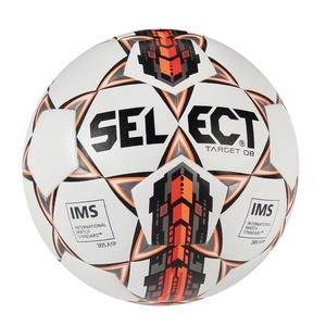 Futbolowa piłka Select Target DB biało pomarańczowy, Select