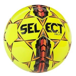 Futbolowa piłka Select FB Delta żółto czarny, Select