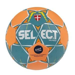 Piłka Select Mundo zielono pomarańczowy, Select