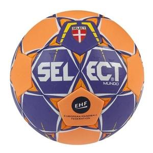 Piłka Select Mundo purpurowy pomarańczowy, Select