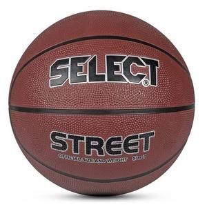Koszykarski piłka Select Basketball Street brunatna, Select