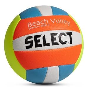 Do siatkówki piłka Select VB Beach Volley żółto niebieska, Select