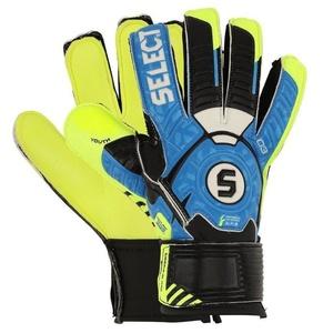 Bramkarzskie rękawice Select 03 Youth niebieska żółty, Select