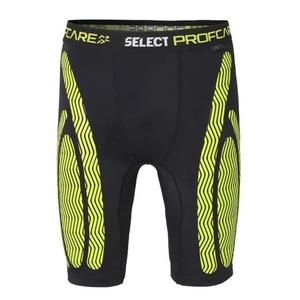 Kompresyjne szorty Select v shorts 6407 czarny, Select