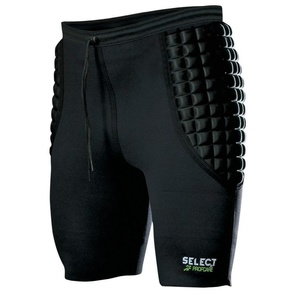 Kompresyjne szorty Select Goalkeeper pants 6420 czarny, Select