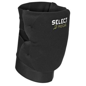 Ochraniacze do kolana Select Knee support Volleyball 6206 czarny, Select