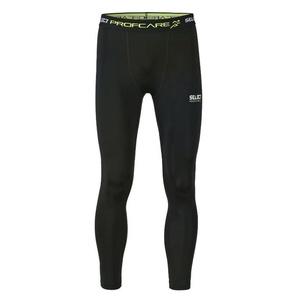 Męskie kompresyjne spodnie Select v rajstopy 6405 czarny, Select
