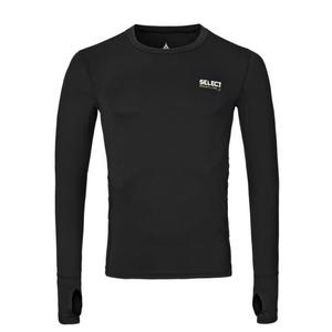 Kompresyjne koszulka Select v T-shirt L/S 6902 czarny, Select