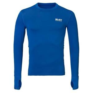 Kompresyjne koszulka Select v T-shirt L/S 6902 niebieska, Select
