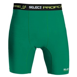 Kompresyjne szorty Select v shorts 6402 zielony, Select