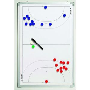 taktyczny tablica Select taktyka deska alu piłka ręczna biała, Select