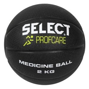 Ciężki piłka Select Medicine ball 3 kg czarny, Select