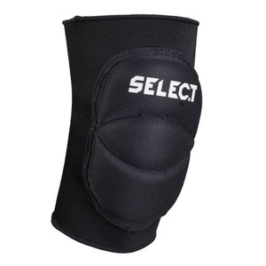 Bandaż kolana Select Knee support w / pad czarny, Select